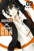Aoharu x Machinegun - Vol.02: Kindle Edition
