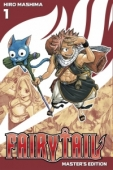 Fairy Tail - Master's Edition (Vol.01-05)