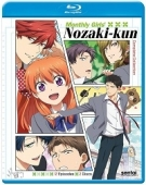 Monthly Girls Nozaki-kun - Complete Series [Blu-ray]