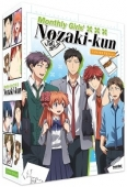 Monthly Girls Nozaki-kun - Complete Series: Limited Edition [Blu-ray+DVD] + 2 CDs