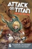 Attack on Titan: Before the Fall - Vol.06: Kindle Edition