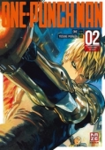 One-Punch Man - Bd.02