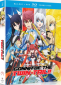 Gonna Be the Twin-Tail!! - Complete Series [Blu-ray+DVD]