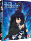 Blue Exorcist - Complete Series [Blu-ray]