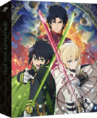 Seraph Of The End - Complete Series [Blu-ray]