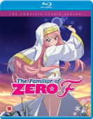 Familiar Of Zero:F - Season 4 - Complete Series (OwS) [Blu-ray]
