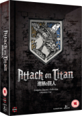Attack On Titan: Season 1 - Complete Series