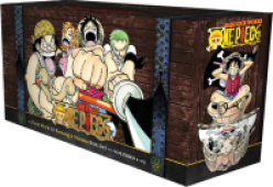 One Piece - Box 1 (Vol.01-23)