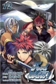 Food Wars!: Shokugeki no Soma - Vol.12