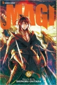 Magi: The Labyrinth of Magic - Vol.16