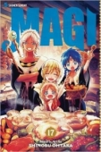 Magi: The Labyrinth of Magic - Vol.17