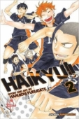 Haikyu!! - Vol.02