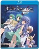 When They Cry: Rei (OwS) [Blu-ray]