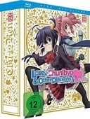 Love, Chunibyo & Other Delusions!: Heart Throb - Vol.1/4: Limited Edition [Blu-ray] + Sammelschuber
