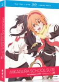 Mikagura School Suite - Complete Series [Blu-ray+DVD]