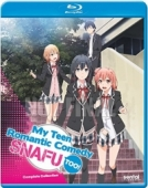 My Teen Romantic Comedy: SNAFU TOO! (OwS) [Blu-ray]