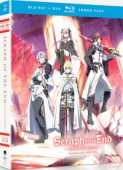 Seraph of the End: Vampire Reign - Season 1: Part 2/2 [Blu-ray+DVD]