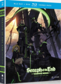 Seraph of the End: Vampire Reign - Part 1/2 [Blu-ray+DVD]