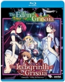 Labyrinth of Grisaia  / Eden of Grisaia - Complete Series [Blu-ray]