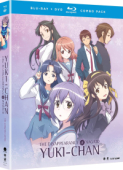 Disappearance of Nagato Yuki-Chan - Complete Series [Blu-ray+DVD]