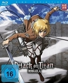 Attack on Titan: Staffel 1 - Vol. 3/4 [Blu-ray]