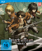 Attack on Titan: Staffel 1 - Vol. 4/4 [Blu-ray]