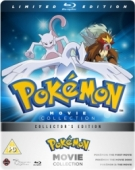 Pokémon - Movie 01-03: Limited Collector's Steelbook Edition [Blu-ray]