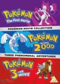 Pokémon - Movie 01-03: Collection