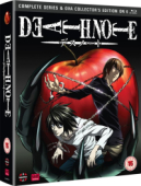 Death Note - Complete Series + OVAs [Blu-ray]