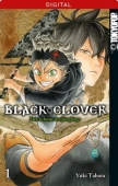 Black Clover - Bd.01: Kindle Edition