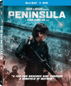 Peninsula [Blu-ray+DVD]