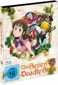 The Seven Deadly Sins - Vol.2/4 [Blu-ray]