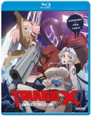 Article: Triage X - Complete Series [Blu-ray]
