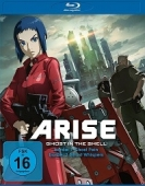 Ghost in the Shell: Arise - Border 1+2 [Blu-ray]