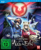 Code Geass: Akito the Exiled - Vol. 2/3 [Blu-ray]