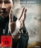 Ip Man: The Complete Collection [Blu-ray]