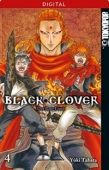 Black Clover - Bd.04: Kindle Edition