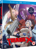 Article: Triage X: Season 1 - Complete Collection [Blu-ray+DVD]