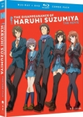 Article: The Disappearance of Haruhi Suzumiya: The Movie [Blu-ray+DVD]