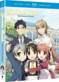 Article: Shonen Maid - Complete Series [Blu-ray+DVD]