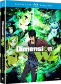 Article: Dimension W - Complete Series [Blu-ray+DVD]