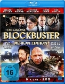 Die grosse Blockbuster: Action Edition [Blu-ray]