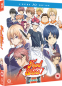 Article: Food Wars!: Season 1 - Complete Series: Collector's Edition [Blu-ray]