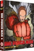 One Punch Man - Complete Series + OVA's