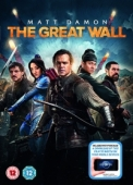 The Great Wall [DVD+Digital]
