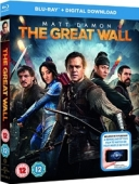 Article: The Great Wall [Blu-ray+Digital]