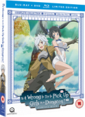 Is it Wrong to Try to Pick Up Girls in a Dungeon?: Season 1 - Limited Edition [Blu-ray+DVD]