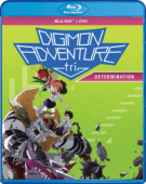 Digimon Adventure Tri: Determination [Blu-ray+DVD]