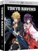 Article: Tokyo Ravens - Complete Series [Blu-ray+DVD]