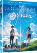 Your Name. [Blu-ray+DVD]